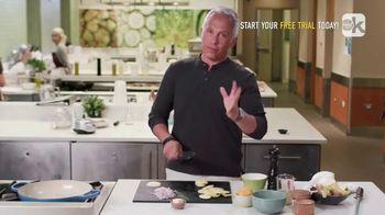 Food Network Kitchen App TV Spot, 'Geoffrey Zakarian's Almond Crusted Pork Chops' - Thumbnail 7