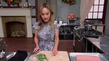 Food Network Kitchen App TV Spot, 'Giada's Pork Loin'