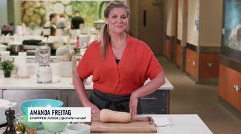 Food Network Kitchen App TV Spot,  'Butternut Squash Soup' Featuring Amanda Freitag - Thumbnail 1