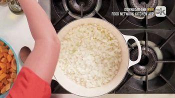 Food Network Kitchen App TV Spot,  'Butternut Squash Soup' Featuring Amanda Freitag - Thumbnail 3
