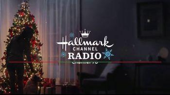 SiriusXM Satellite Radio TV Spot, 'Hallmark Channel Radio: Three Months Free' Song by Brenda Lee - Thumbnail 7