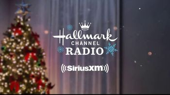 SiriusXM Satellite Radio TV Spot, 'Hallmark Channel Radio: Three Months Free' Song by Brenda Lee - Thumbnail 1