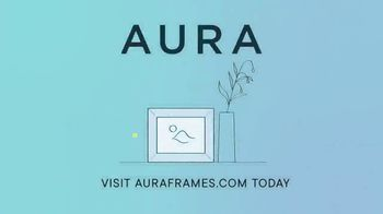 Aura Frames TV Spot, 'Beautiful Digital Frame' - Thumbnail 8