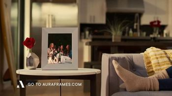 Aura Frames TV Spot, 'Beautiful Digital Frame' - Thumbnail 4