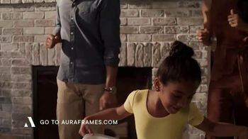 Aura Frames TV Spot, 'Beautiful Digital Frame' - Thumbnail 6