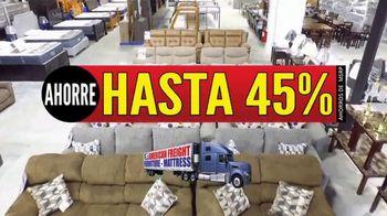 American Freight TV Spot, 'Ahorra hasta 45 por ciento de descuento' [Spanish] - Thumbnail 1