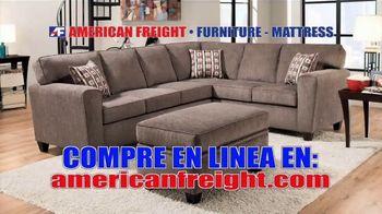 American Freight TV Spot, 'Ahorra hasta 45 por ciento de descuento' [Spanish] - Thumbnail 6