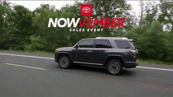 Toyota Nowvember Sales Event TV Spot, '2019 4Runner' [T2] - Thumbnail 2