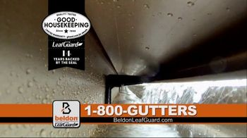 Beldon LeafGuard $99 Installation Sale TV Spot, 'From the Roof to the Foundation' - Thumbnail 4