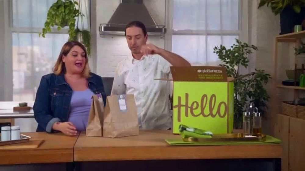 HelloFresh TV Commercial, 'The Trindle Family: Nine Free Meals'