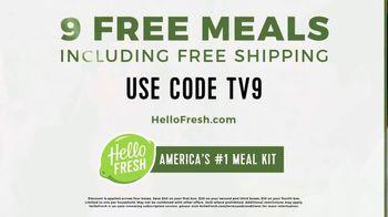 HelloFresh TV Spot, 'The Trindle Family: Nine Free Meals' - Thumbnail 10