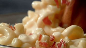 Sonic Drive-In Bacon Mac & Cheese or Chili Cheese Bites TV Spot, 'Lo que te hace sentir bien' [Spanish] - Thumbnail 7