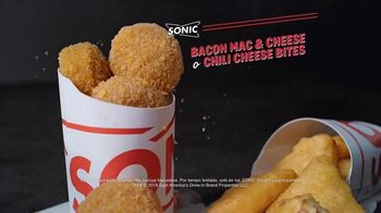 Sonic Drive-In Bacon Mac & Cheese or Chili Cheese Bites TV Spot, 'Lo que te hace sentir bien' [Spanish] - Thumbnail 8
