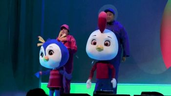 Nick Jr. Live! Move to the Music TV Spot, 'Coming Together'