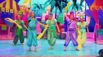 Nick Jr. Live! Move to the Music TV Spot, 'Coming Together' - Thumbnail 5