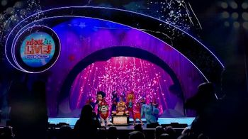 Nick Jr. Live! Move to the Music TV Spot, 'Coming Together' - Thumbnail 8