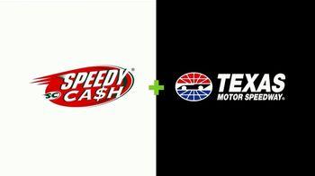 Speedy Cash TV Spot, 'SpeedyCash.Com 400: NASCAR Gander Outdoor Truck Series'