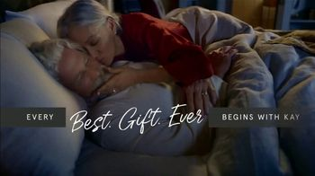 Kay Jewelers Love + Be Loved Collection TV Spot, 'Best. Gift. Ever.: Bracelet' - Thumbnail 9