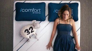 Serta iComfort TV Spot, 'An iComfort Story About Cooler Sleep' - Thumbnail 10