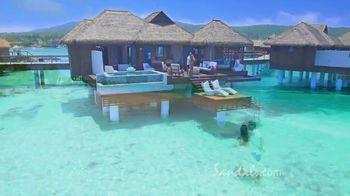Sandals Resorts TV Spot, 'Earn Those Stars: Mmm'