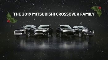 Mitsubishi Year End Sales Event TV Spot, 'Holiday Treat' [T2]
