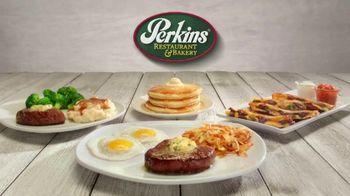 Perkins Restaurant & Bakery TV Spot, 'Steak Dinner: Any Occasion'