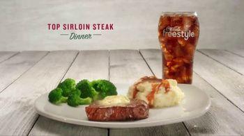 Perkins Restaurant & Bakery TV Spot, 'Steak Dinner: Any Occasion' - Thumbnail 4