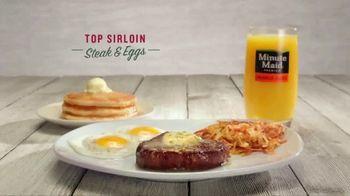 Perkins Restaurant & Bakery TV Spot, 'Steak Dinner: Any Occasion' - Thumbnail 6
