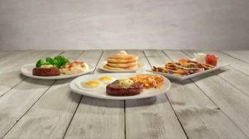 Perkins Restaurant & Bakery TV Spot, 'Steak Dinner: Any Occasion' - Thumbnail 8