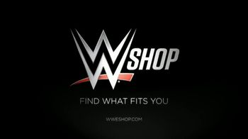 WWE Shop TV Spot, 'Inspired by Millions: $12 Tees' - Thumbnail 5