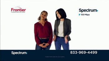 Spectrum TV Spot, 'Compare TV and Internet Provider: Frontier' - Thumbnail 4