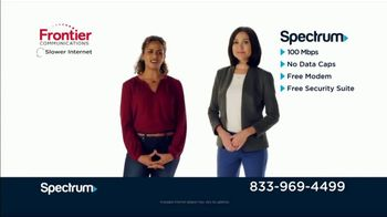 Spectrum TV Spot, 'Compare TV and Internet Provider: Frontier' - Thumbnail 5