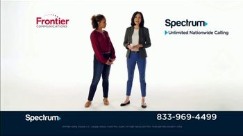 Spectrum TV Spot, 'Compare TV and Internet Provider: Frontier' - Thumbnail 7