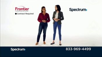 Spectrum TV Spot, 'Compare TV and Internet Provider: Frontier' - Thumbnail 8