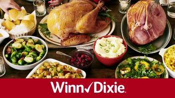 Winn-Dixie TV Spot, 'Bring the Love: Frozen Turkey and Ground Chuck' - Thumbnail 1