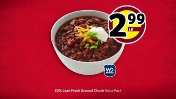Winn-Dixie TV Spot, 'Bring the Love: Frozen Turkey and Ground Chuck' - Thumbnail 5