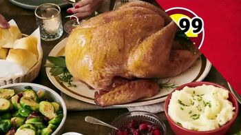 Winn-Dixie TV Spot, 'Bring the Love: Frozen Turkey and Ground Chuck' - Thumbnail 6