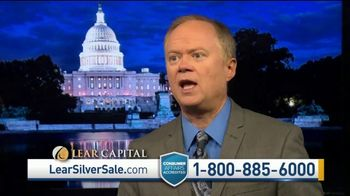 Lear Capital TV Spot, 'Silver to Gold Ratio: Free Silver Report' - Thumbnail 5
