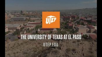 University of Texas at El Paso TV Spot, 'No Compromise'