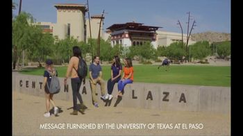 University of Texas at El Paso TV Spot, 'No Compromise' - Thumbnail 2