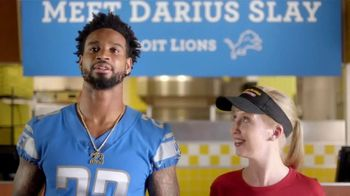 Hungry Howie's TV Spot, 'Flavor Fanatic' Featuring Darius Slay - Thumbnail 1
