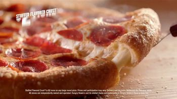 Hungry Howie's TV Spot, 'Flavor Fanatic' Featuring Darius Slay - Thumbnail 8