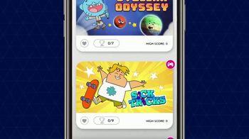 Cartoon Network Arcade App TV Spot, 'Total DramaRama Sick Tricks' - Thumbnail 1