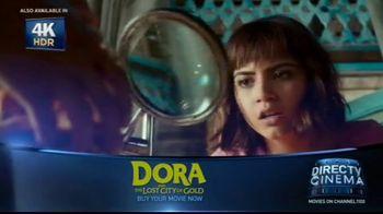 DIRECTV Cinema TV Spot, 'Dora and the Lost City of Gold'