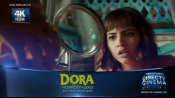 DIRECTV Cinema TV Spot, 'Dora and the Lost City of Gold'