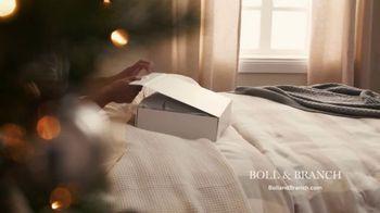 Boll & Branch TV Spot, 'Merry All the Time' - Thumbnail 2