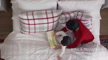 Boll & Branch TV Spot, 'Merry All the Time' - Thumbnail 5
