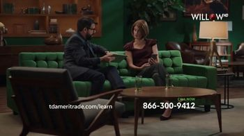 TD Ameritrade TV Spot, 'The Green Room: Binge Learning'