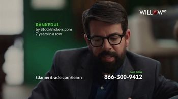 TD Ameritrade TV Spot, 'The Green Room: Binge Learning' - Thumbnail 4