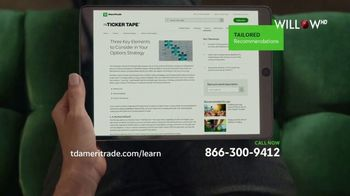 TD Ameritrade TV Spot, 'The Green Room: Binge Learning' - Thumbnail 5
